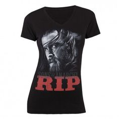 Sons of Anarchy RIP Opie Women's Junior Fit T-Shirt