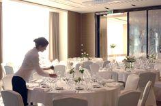 Wedding Table at Hotel InterContinental Geneva | Mariage à l'Hotel InterContinental Genève  InterContinental Geneva   #geneva - #switzerland - #hotel #wedding