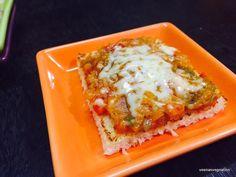 Veg Nation: Spicy Vegetable Sandwich