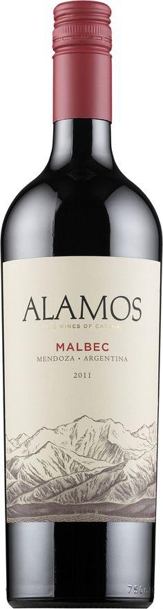 Alamos Malbec 2013 - Tuotteet - Alko