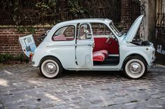 Simplicity Led to the Fiat 500's Unintentional Charm - Petrolicious