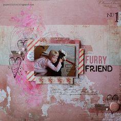 Furry friend by Riikka Kovasin for Creative Magazine