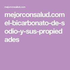 mejorconsalud.com el-bicarbonato-de-sodio-y-sus-propiedades