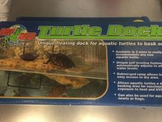 ZOO MED SMALL TURTLE FLOATING DOCK - http://pets.goshoppins.com/reptile-supplies/zoo-med-small-turtle-floating-dock/