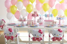 hello kitty birthday party ideas | Hello Kitty Balloon Dreams | Birthday Express