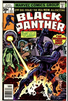 """Visionary comic book creator, Jack """"King"""" Kirby, was born on this day, August in Jack Kirby created (or co-created) over 300 comic book characters including Captain America, The Fantastic. Black Comics, Marvel Comics Art, Marvel Comic Books, Comic Books Art, Book Art, Poster Marvel, Marvel Marvel, Marvel Characters, Black Panther Marvel"""