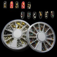 $0.79-$0.99 Find More Rhinestones & Decorations Information about Glitter Nail Art…