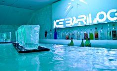 Bar de hielo de Bariloche