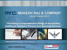 Direct Tax By Mukesh Raj And Company New Delhi by indiamartsuppliers via authorSTREAM