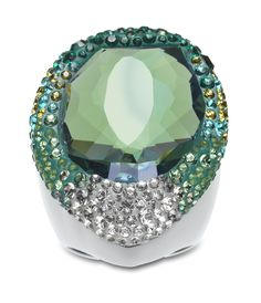 Hyacinth Ring, $385, Swarovski  Shop 44, Ground Floor, QVB