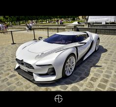 Concept GT by Citroën