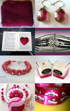 Hello Valentine! by Michelle Davis on Etsy--Pinned with TreasuryPin.com