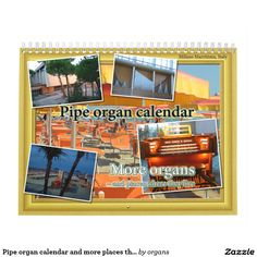 Shop Pipe organ calendar and more places they live created by organs. Exeter Cathedral, Ely Cathedral, Lincoln Cathedral, Salisbury Cathedral, Calendar 2014, Seaside Resort, Hidden Treasures, Town Hall, Frame