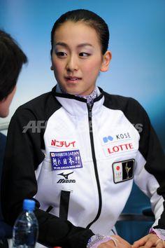 安藤がキム・ヨナ抑え2度目の優勝 11世界フィギュア 国際ニュース:AFPBB News