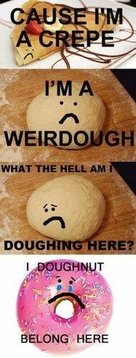 Hilarious! I'm such a nerd sometimes... Haha! Radiohead - Creep