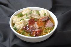 New favorite dish added from Contributing Chef Marshall Green. #Roasted #pork #wonton #noodle #soup from Sang Kee Peking Duck House. #lunch #dinner #chinese #asian #chinatown #philly #chefsfeed