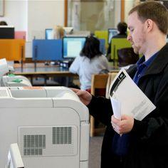 Οι Εκτυπωτες για εταιρείες διαθέτουν γρηγορότερους επεξεργαστές, μεγαλύτερη μνήμη και μηχανές εκτύπωσης και είναι σχεδιασμένοι να εξυπηρετούν πολλαπλές εκτυπωτικές εργασίες.
