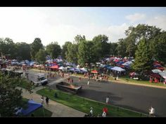Ole Miss - The Tailgating Experience in Oxford Is One of a Kind