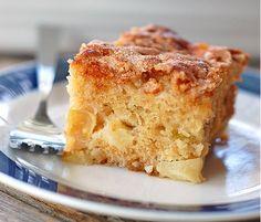 cinnamon sugar apple cake | Food And Cake Recipes