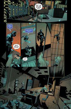 Batman - Arkham Knight - Genesis 1 Page 10
