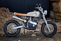 Honda XR 600 - 1996 - by 66 Motorcycles