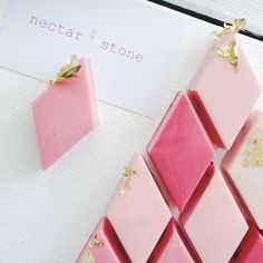 Modern Favors From Nectar & Stone