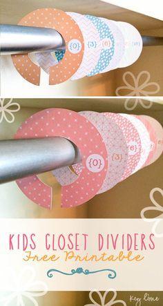 organisation vêtements bébés