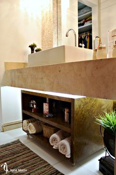 Banheiros e lavabos chiques e aconchegantes | Blog da Michelle Mayrink