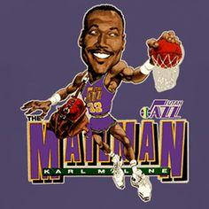 Jazz Basketball, Basketball Legends, John Stockton, Nba Jam, Karl Malone, Super Mario Art, Utah Jazz, Kyrie Irving, Kevin Durant