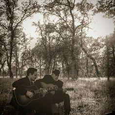 Merle and Ben Haggard,