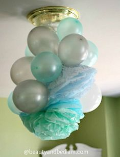 Easy party decor ideas without breaking the bank - you can do it!