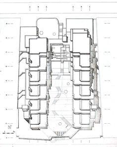 Clásicos de Arquitectura: Edificio Alto de los Pinos / Rogelio Salmona