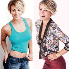 Kaley Cuoco Womens Health