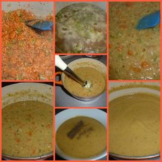 Autumn is upon and that means its soup time! I love making my own soup I get a real sense of achievement and something yummy to eat. Lentil Soup, Lentils, Food To Make, Yummy Food, Autumn, Baking, Eat, Ethnic Recipes, Soups