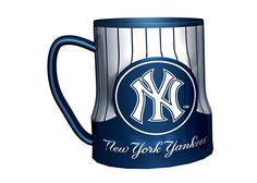 New York Yankees Coffee Mug - 18oz Game Time