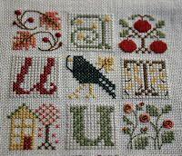 2044 Ch...: Autumn Jumble by The Drawn Thread