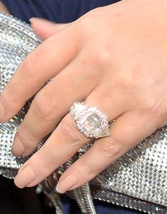 mariah's ring   from celebrity engagement rings on Purse Forum