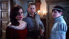 "Regina, David and Mary Margaret - 5 * 4 ""Broken Kingdom"" #Snowing"