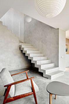 Sebbah Дом Пепе GASCON Arquitectura | HomeAdore
