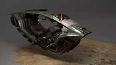 Thumb 1429654260 jin jo phang wasteland skiff concept by samuel whitehead Concept Ships, Concept Cars, Hover Bike, Flying Vehicles, Concept Motorcycles, Sci Fi Ships, Flying Car, Futuristic Cars, Futuristic Vehicles