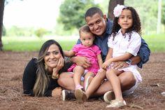 Tâmara e família