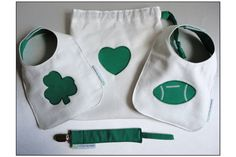 Gift Set (4 Items): The Ireland Set: White Cotton