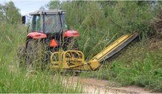 La SEPPI SAV: Triturar amplias zonas verdes 13 de agosto 2014