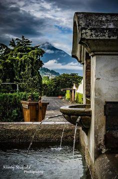 Finca Filadelfia. La Antigua Guatemala - Sacatepequez.