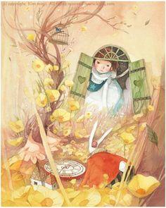 AliceManiA: Kim Min Ji   Alice in Wonderland