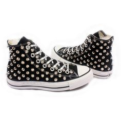 32 Best Studded Converse images  86b2cc215