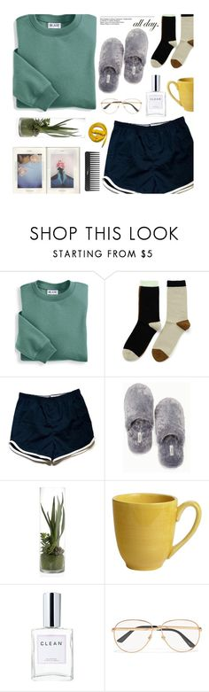 """""""all day."""" by claireelizabetth ❤ liked on Polyvore featuring Blair, Hansel from Basel, Soma, Pier 1 Imports, CLEAN, Gucci, Sephora Collection, Urbanears, Prism and LovelyLoungewear"""