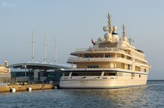 World's Top 10 Most Expensive Luxury Yachts 7. Al Said – $300 million