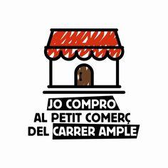 #disseny #logotip #comerç #comerçdeproximitat #factoria #factoriadelretol #wearefactoria Home Decor, Homemade Home Decor, Decoration Home, Interior Decorating