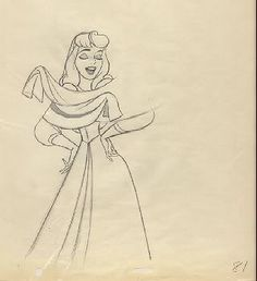 Disney Princesses - Preproduction Sketches (Aurora) ★ || Art of Walt Disney Animation Studios © - Website | (www.disneyanimation.com) • Please support the artists and studios featured here by buying this and other artworks in the official online stores (www.disneystore.com) • Find more artists at www.facebook.com/CharacterDesignReferences  and www.pinterest.com/characterdesigh || ★